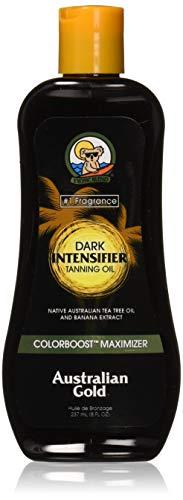 Australian Gold Dark Tanning Oil Intensifier, 1er Pack (1 x 237 ml)