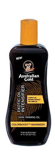 Australian Gold Dark Tanning Exotic Oil Spray, 10295, 1er Pack (1 x 0.237 l)